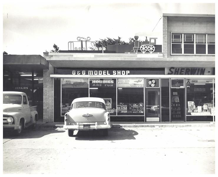 G&G Model Shop, Inc  - Since 1945